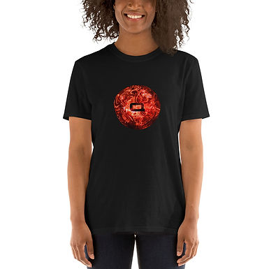Large Future Q Logo Short-Sleeve Unisex T-Shirt