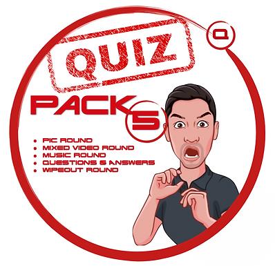 Quiz Pack 5