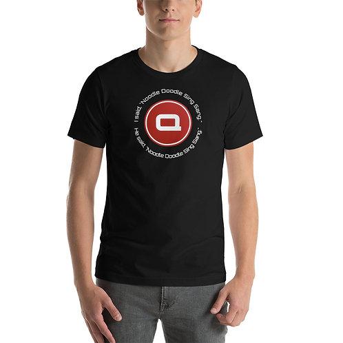 Short-Sleeve Unisex Quizinators T-Shirt