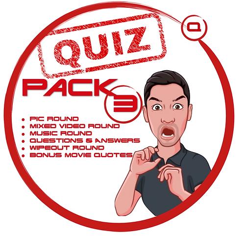 Ultimate Quiz Pack 3
