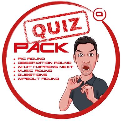 Ultimate Quiz Pack 1