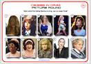 Celebrities in drag