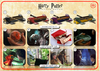 Harry Potter Picture Round II