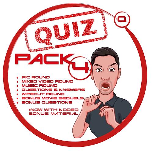 Ultimate Quiz Pack 4