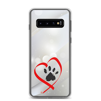 Quizinators Samsung Case - Cat Paw