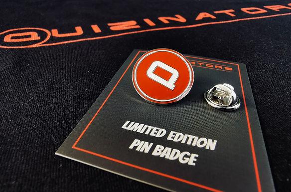 Enamel Pin Badge x1