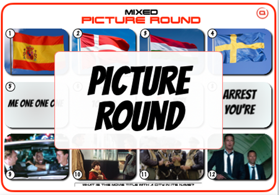 Mixed Picture Round 30