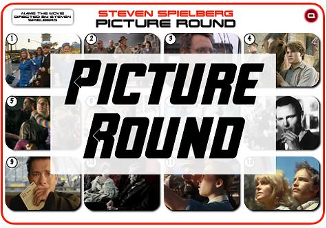 Steven Spielberg Movies Picture Round