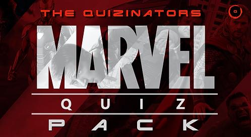 Marvel Quiz Pack