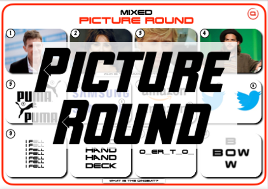 Mixed Picture Round 27