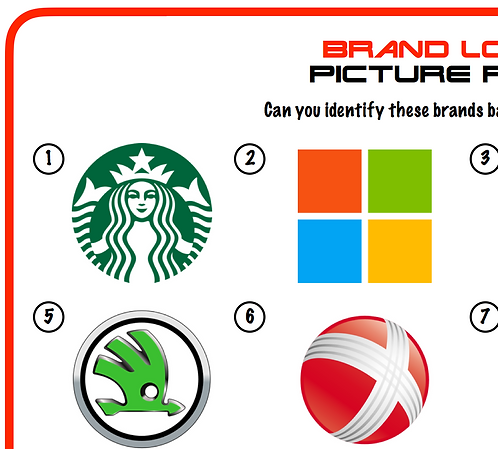 Name the logo picture round