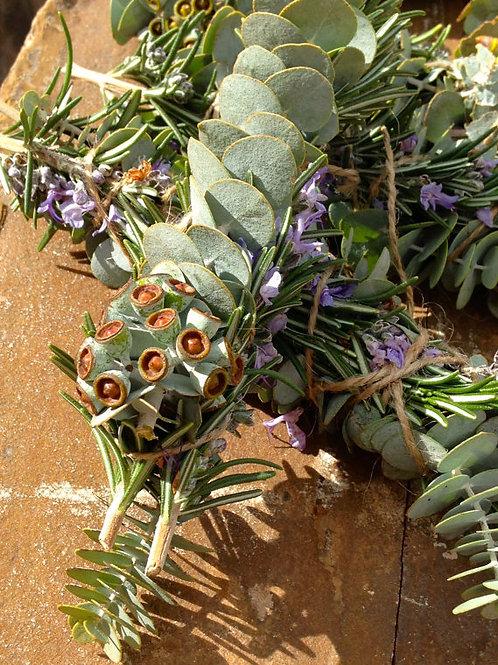 2 PACK COMBO: Eculyptus & Rosemary Smudge Sticks