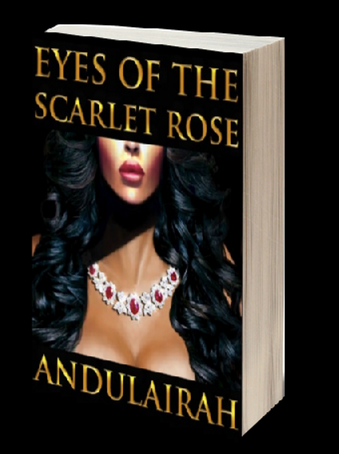 Eyes Of The Scarlet Rose Paperback Collectors Edition