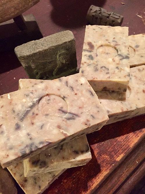 Nineveh Blend: Mottled Marble Soap Of Pasargadae