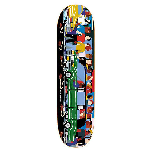 Polar Skate co. Limo Nick Boserio 8.625