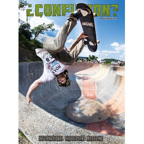 Confusion Magazine - Issue #26