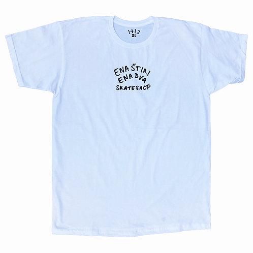 1412 T-shirt White