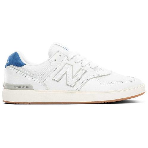 New Balance All Coasts AM574 - White / Royal