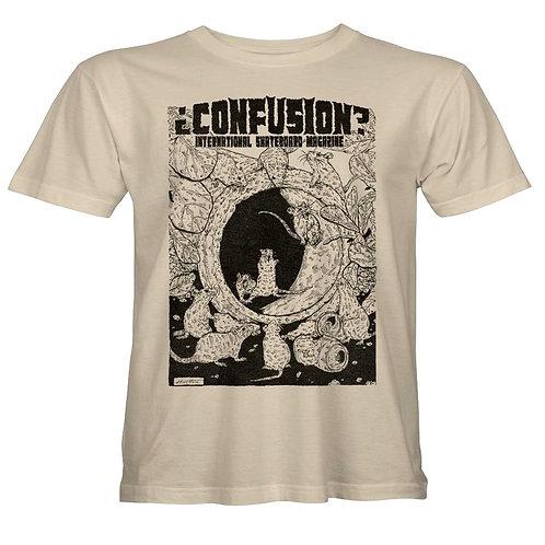 Confusion mag - Pipe rats - T-shirt