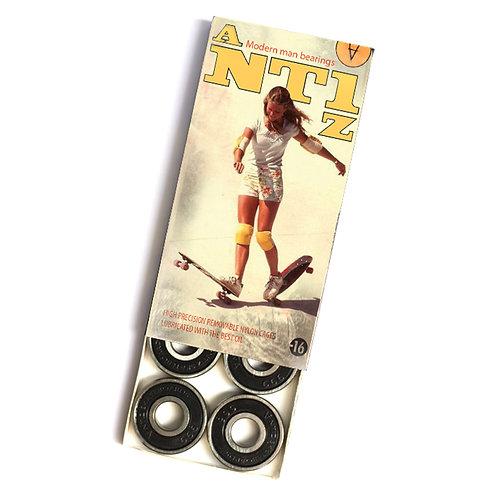 Antiz Bearings Abec 3