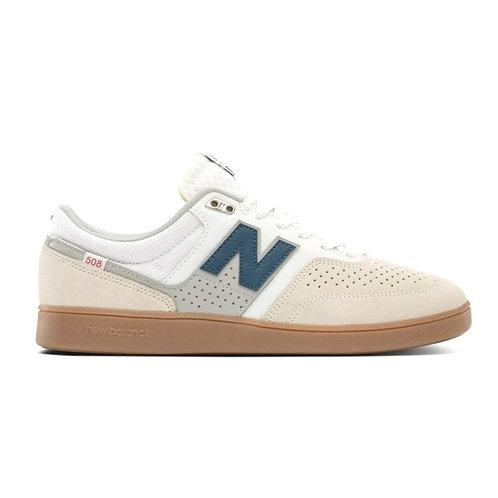 New Balance Numeric Westgate 508 - White/Blue