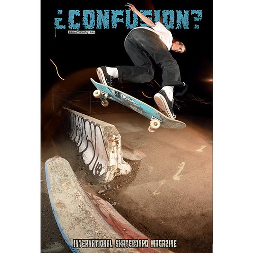 Confusion Magazine - Issue #22