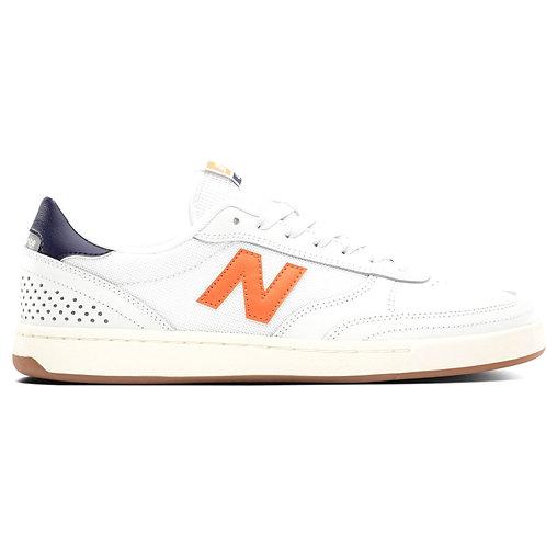 New Balance Numeric 440 - White/Orange