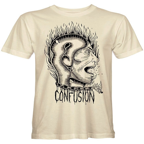 Confusion Transitional Thoughts T-shirt