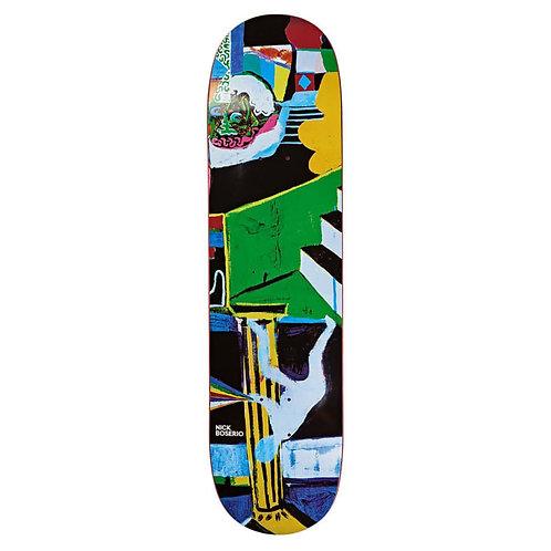Polar Skate co. Memory Palace Nick Boserio 8.625