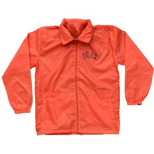 1412 Fire Windbreaker Orange