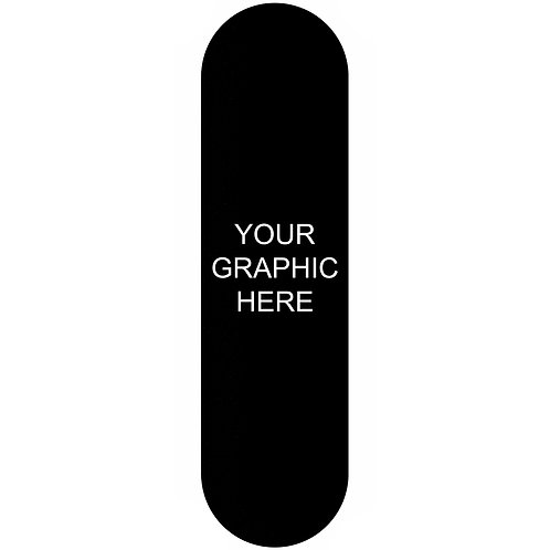 Deck with your graphic
