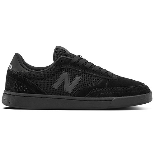New Balance Numeric 440 - Black / Black