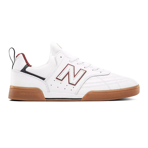 NB Numeric 288S - White/Red