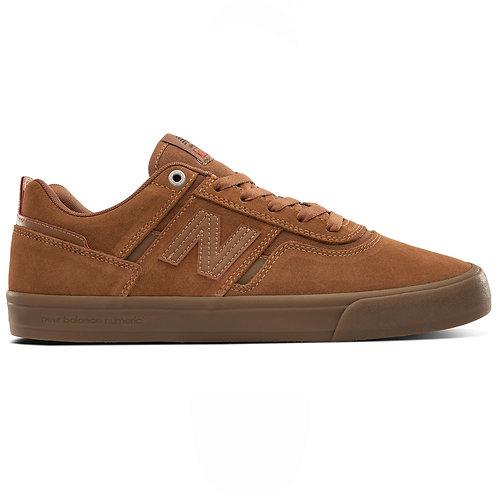 New Balance Numeric 306 x Deathwish - Cinnamon / Brown