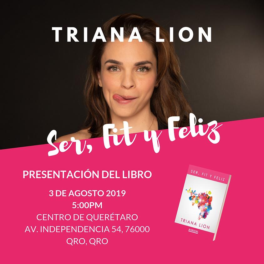 PRESENTACIÓN DE LIBRO SER, FIT Y FELIZ