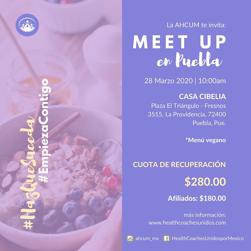Meet Up - Puebla