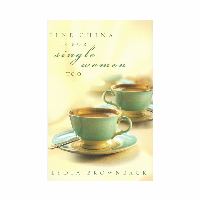 Fine China is For Single Women Too