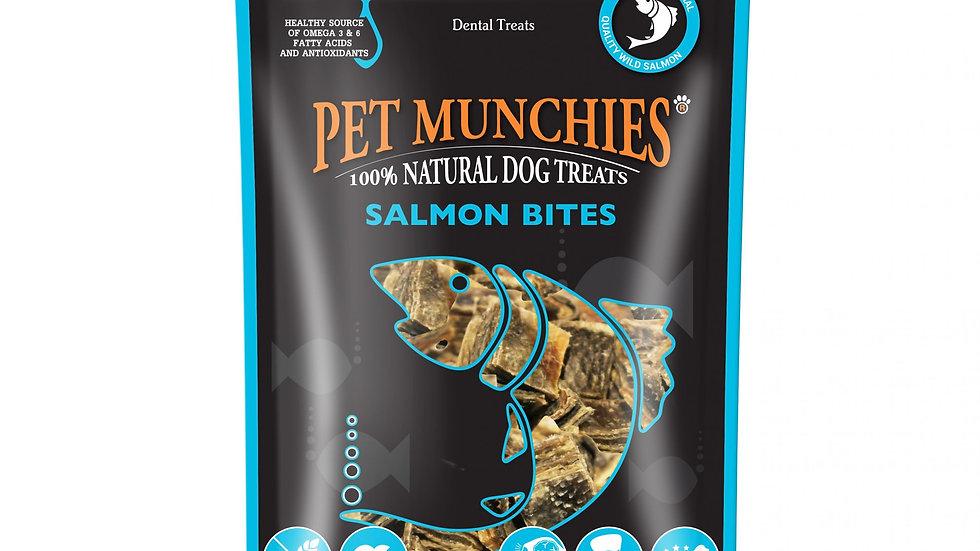 Salmon Bites - Pet Munchies