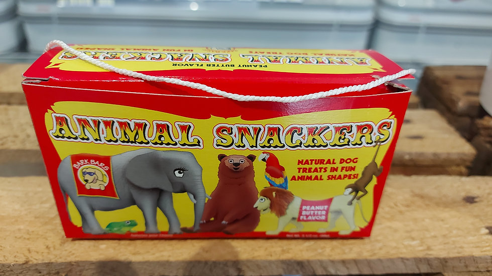 Animal Snackers - Taste Of The States - 99g