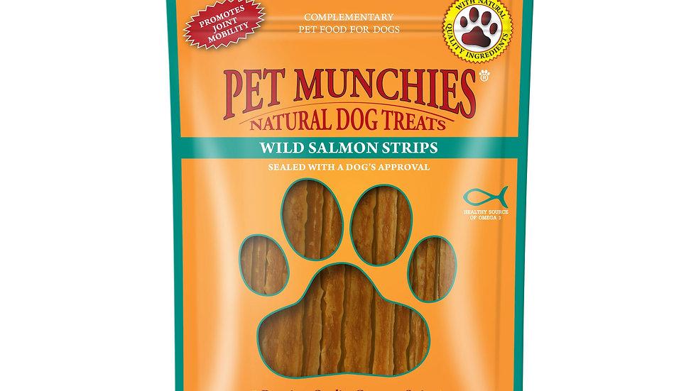 Meat Strips - Pet Munchies