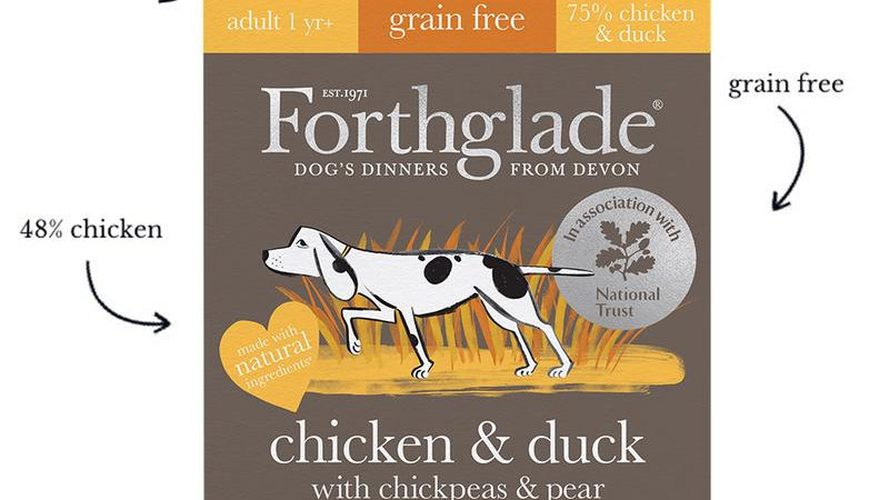 Forthglade Wet Dog Food Gourmet Range