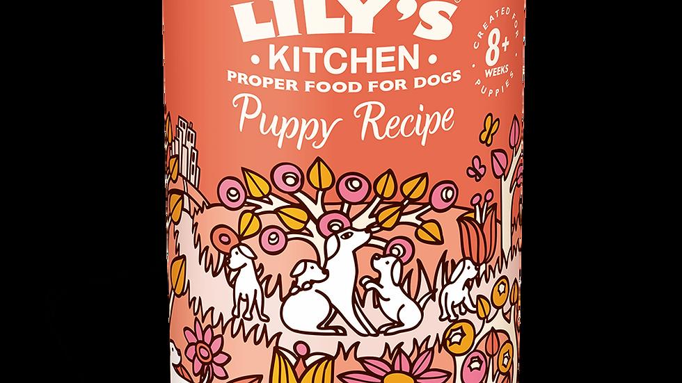 Lillys Kitchen - Chicken Dinner for Puppies (400g)