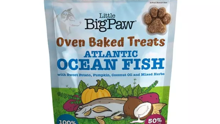 Big Little Paw - Oven Baked Treats