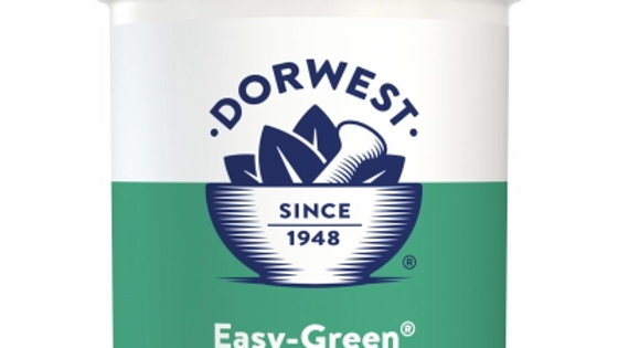 Easy Green Powder For Dogs And Cats  - Dorwest Herbs