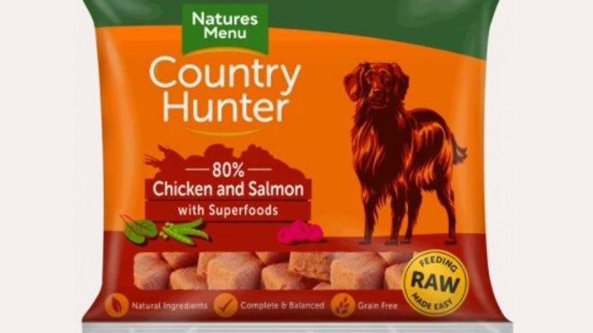 Natures Menu Raw - Chicken & Salmon - 1kg