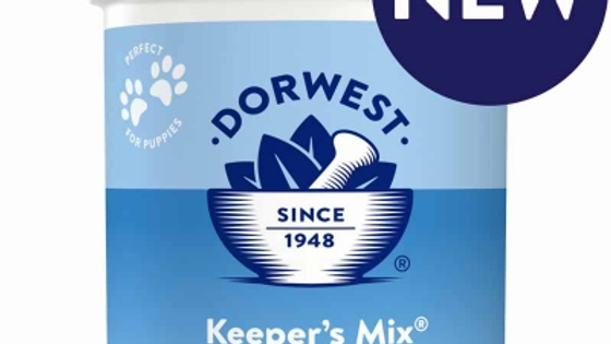 Keeper's Mix Sensitive For Dogs And Cats  - Dorwest Herbs
