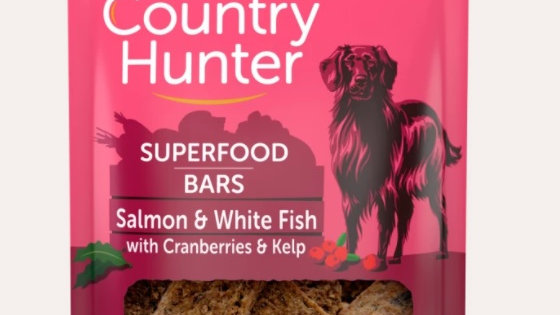 Country Hunter Superfood Bars - Natures Menu - 100g