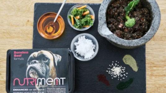 Nutriment - Boneless Beef Formula - Adult
