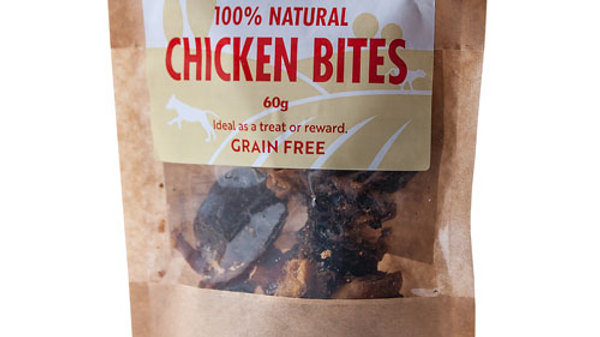 Natural Chicken Bites 60g - Hollings