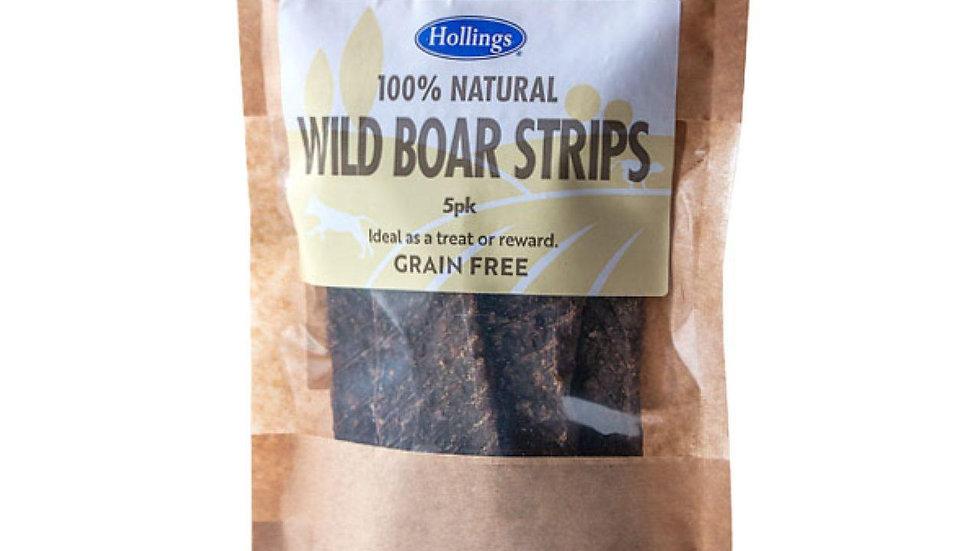Wild Boar Strips - Hollings